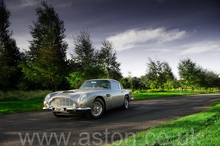 DB5 Restoration (excludes donor car)