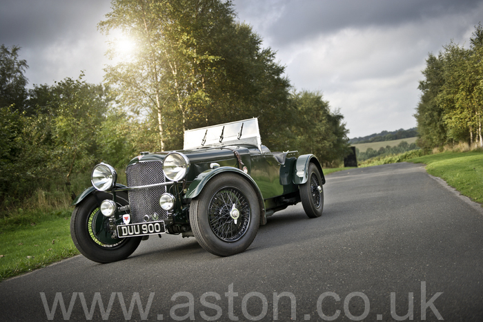 Alvis 4.3 Litre Short Chassis Sports