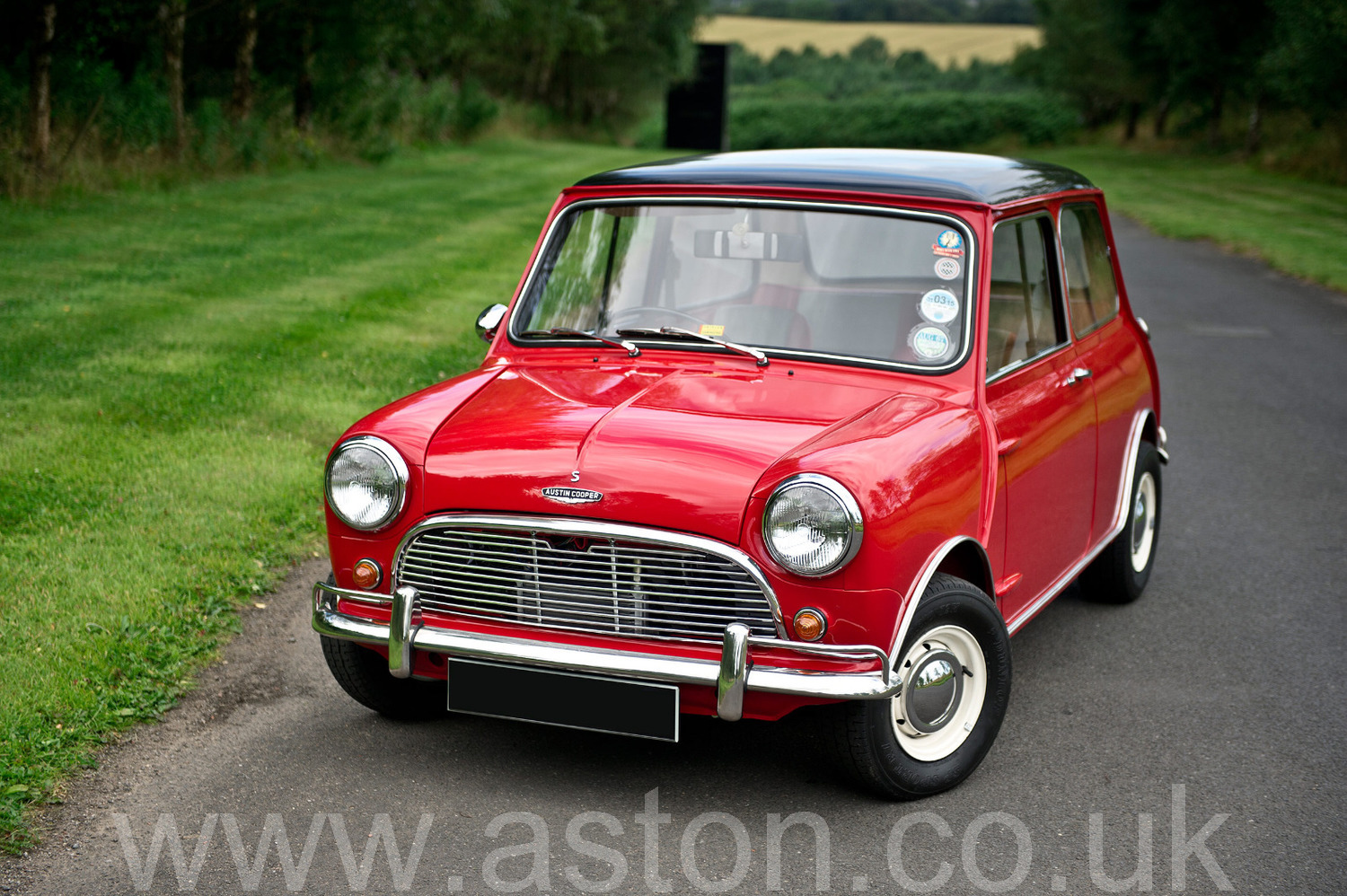 Mini Cooper Dealer >> MK1 Mini Cooper S 1967 for sale from the Aston Workshop ...