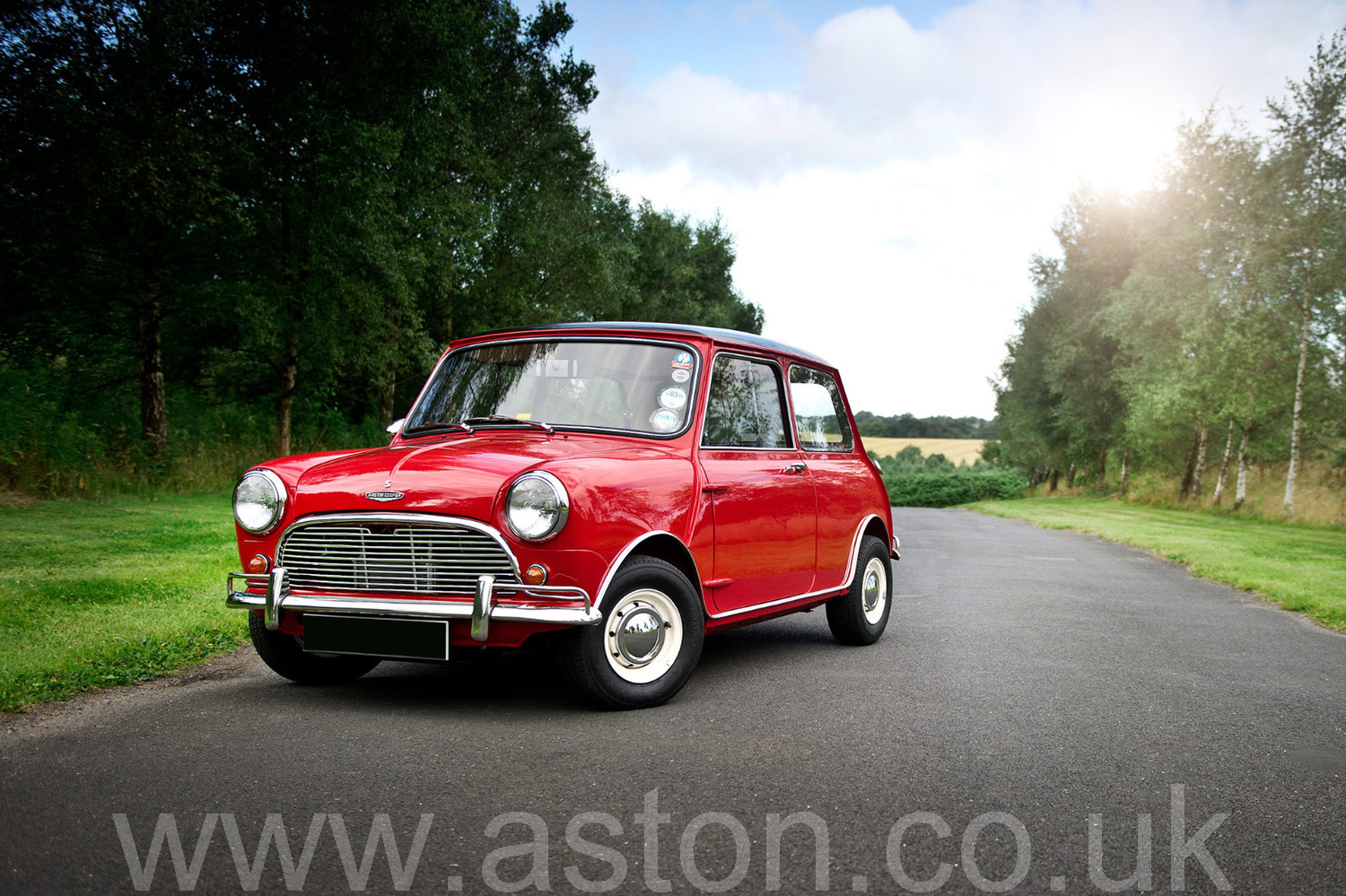 Mini Cooper Service Manual >> MK1 Mini Cooper S 1967 for sale from the Aston Workshop AW241016