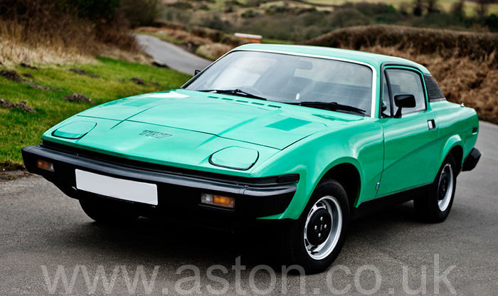 Triumph Tr7 1976 For Sale From The Aston Workshop Aw050315a