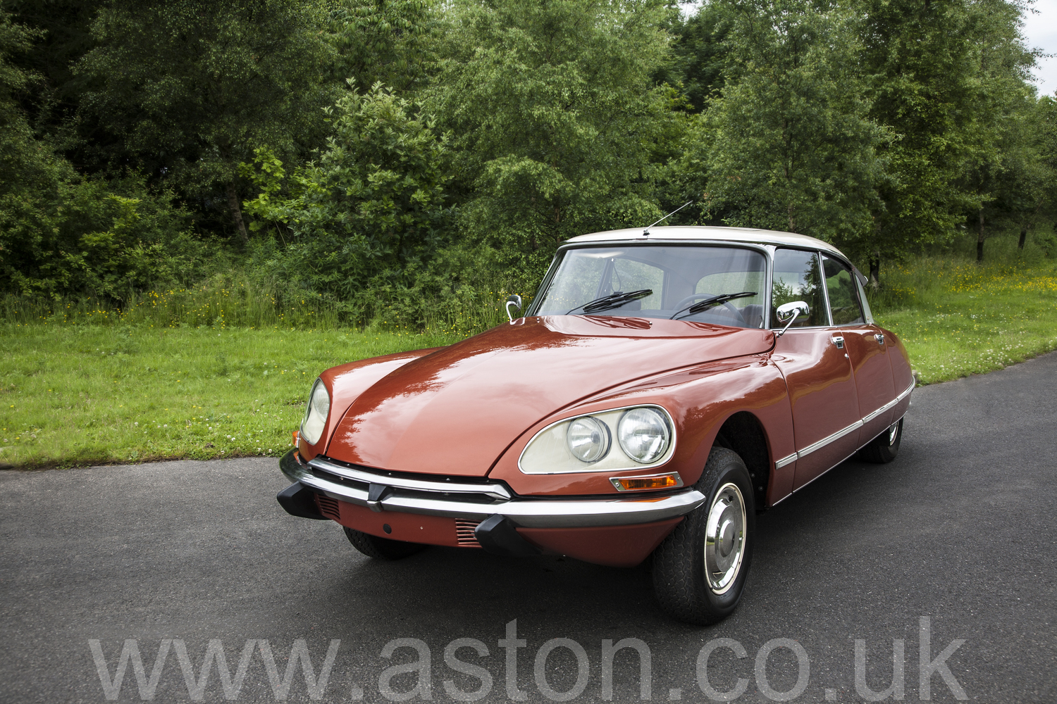 citroen ds 23 pallas 1975 for sale from the aston workshop. Black Bedroom Furniture Sets. Home Design Ideas