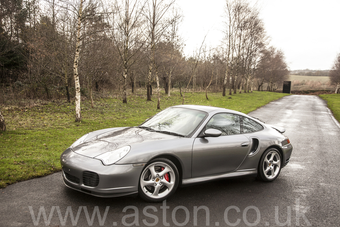PORSCHE 911 (996) TURBO  TIPTRONIC S