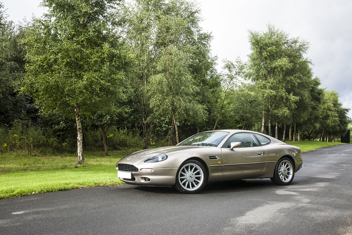 1996 DB7 i6 Coupe