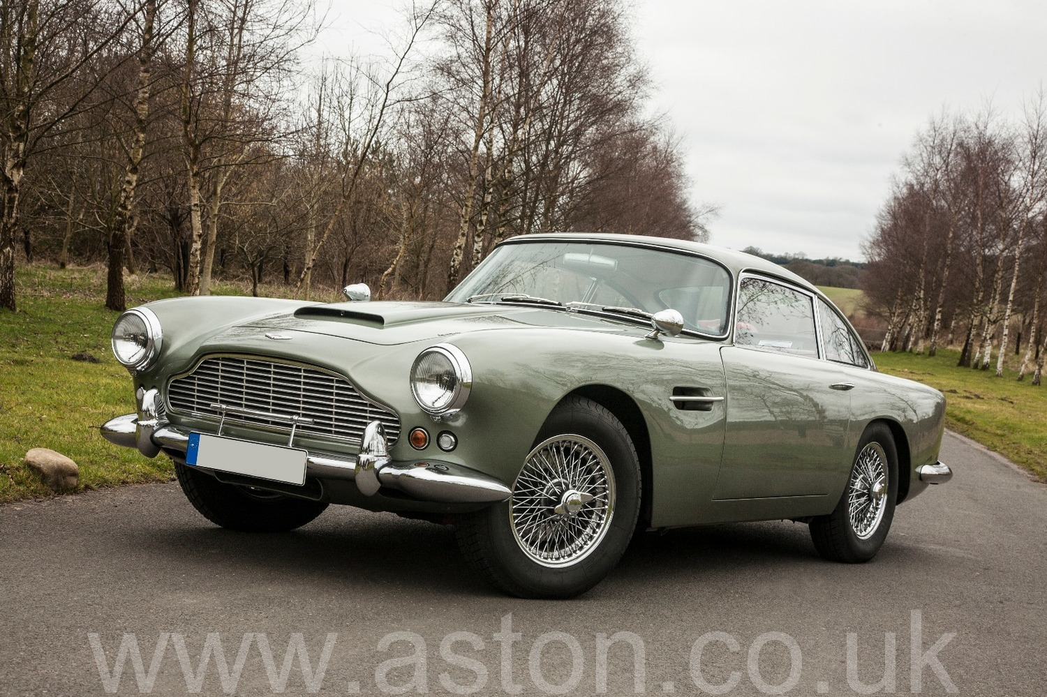 Aston Martin Db4 Series 4 1961 From Aston Workshop Aw220316