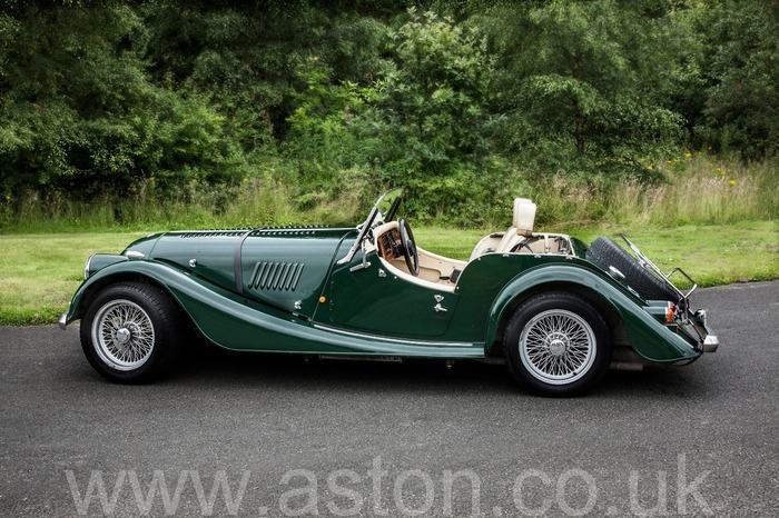 Morgan Plus 4 1993 For Sale From Aston Workshop Aw220316