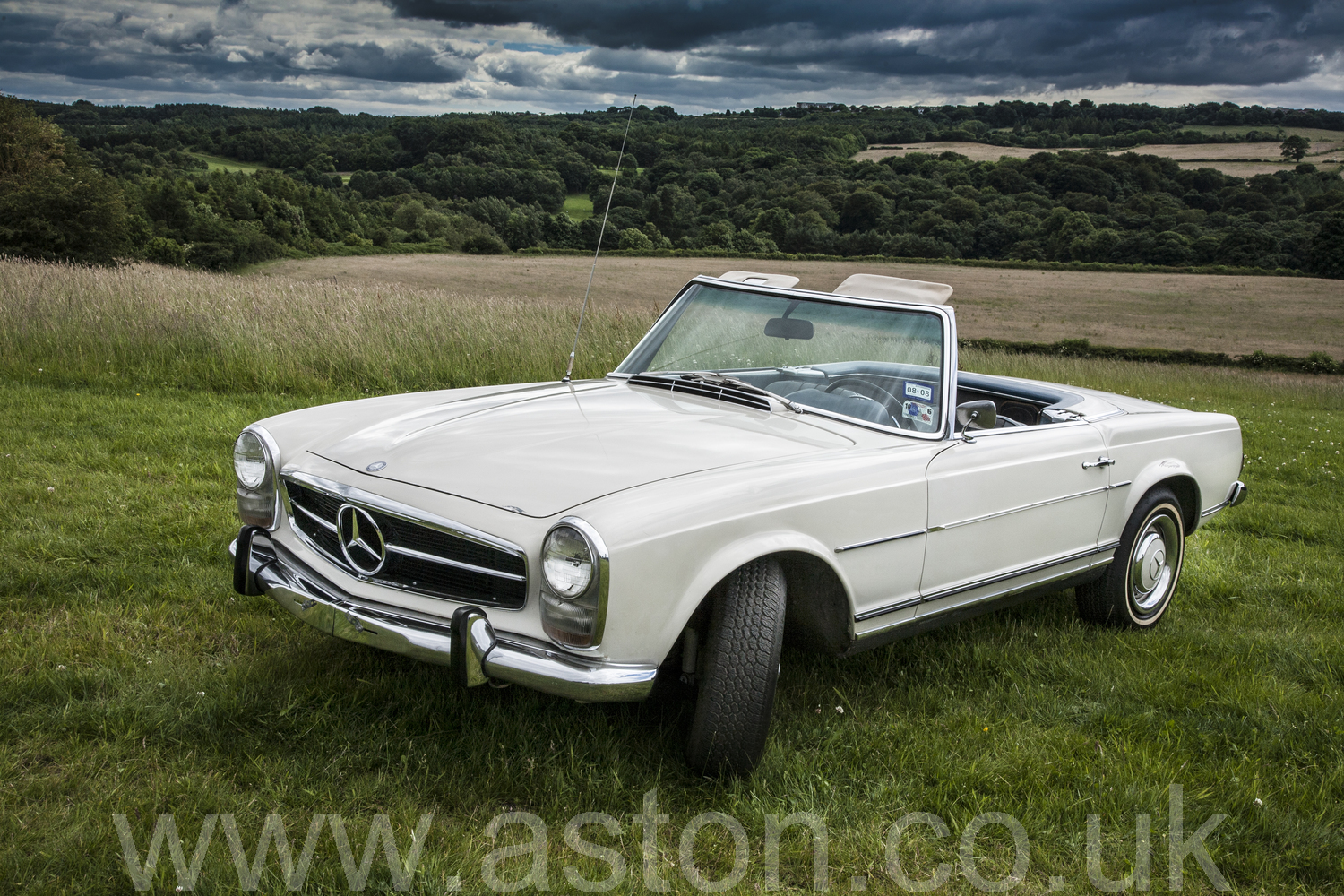 1967 Mercedes 230 Sl For Sale Aw140416a