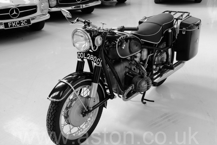 BMW R60 A fabulous Original
