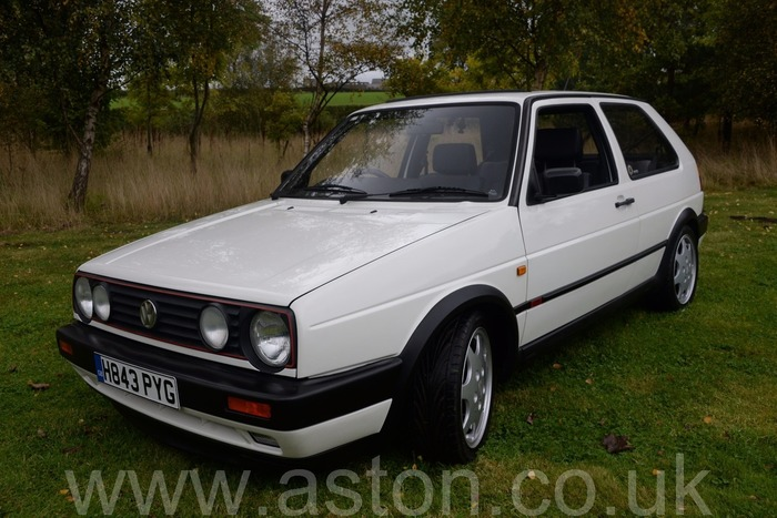 1990 VW Golf GTI 8v 138HP