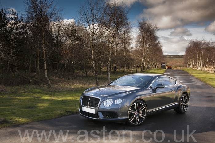 Bentley Continental GT V8 Mulliner Driving Pack
