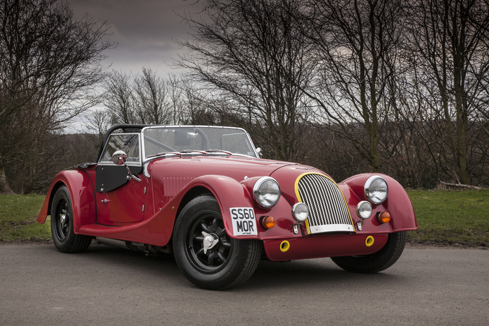 Morgan Plus 4 Super Sport 60th Anniversary
