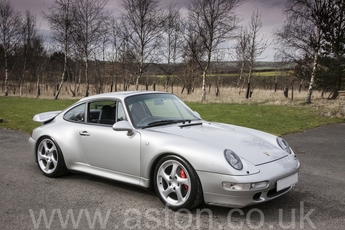 1996 Porsche 911 (993) Turbo - X50 Pack