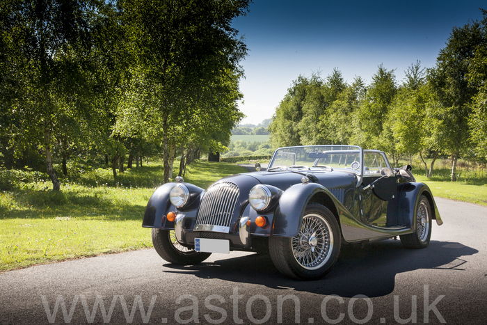 Morgan Plus 8 35th Anniversary