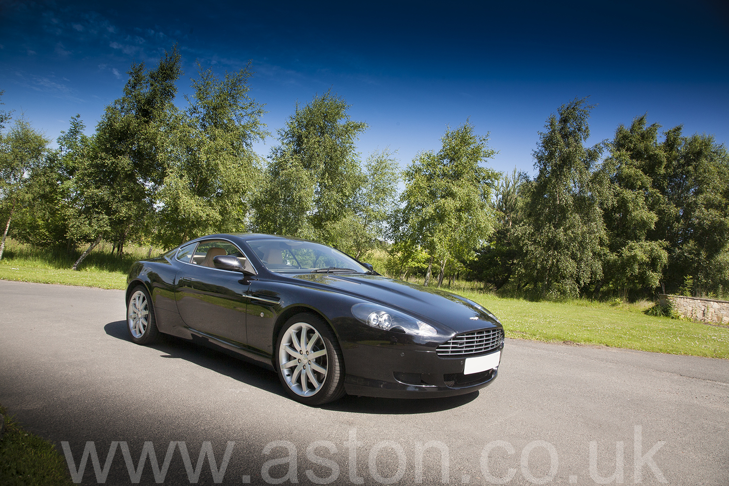 Aston Martin DB For Sale From Aston Workshop - Aston martin db9 for sale