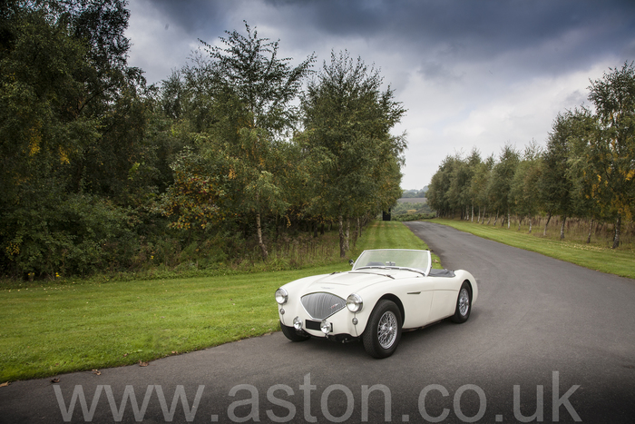 1954 Austin Healey 100 BN1 - 4 Speed