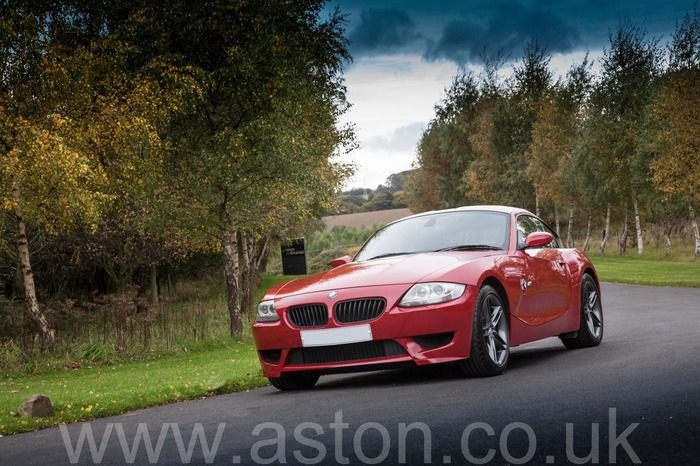 2006 BMW Z4M COUPE S54 3.2
