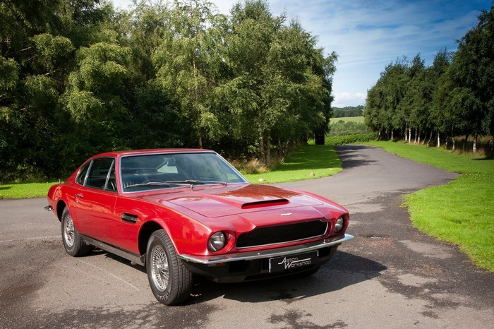 1973 Aston Martin Vantage 6cyl (One Family Owner)