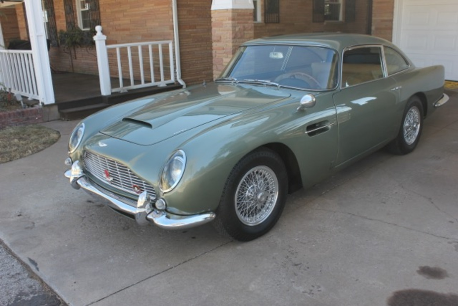 1965 Lhd Aston Martin Db5 For Sale From Aston Workshop Aw090218