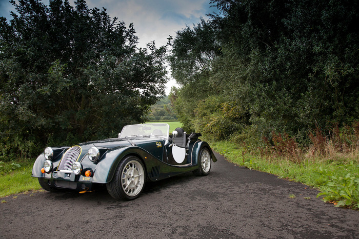 New Morgan Plus 8 50th Anniversary (1 of only 50 cars worldwide)