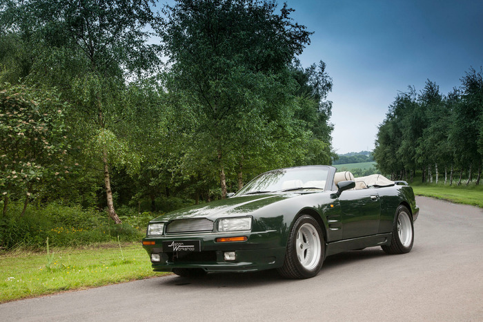 1996 Aston Martin Virage Volante (Wide Body)