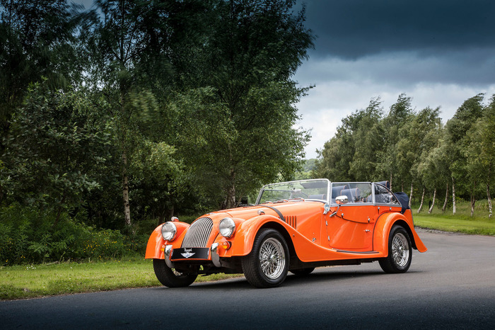 2007 Morgan Plus 4 - 4 seater
