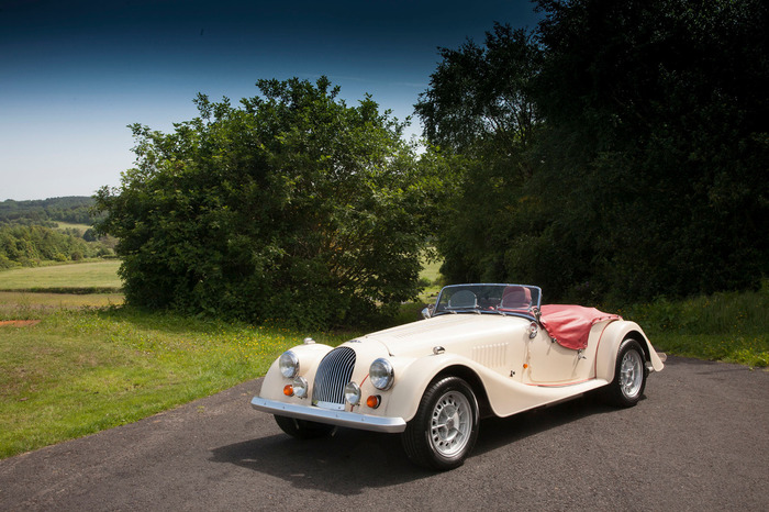 1989 Morgan Plus 8 3.5 V8