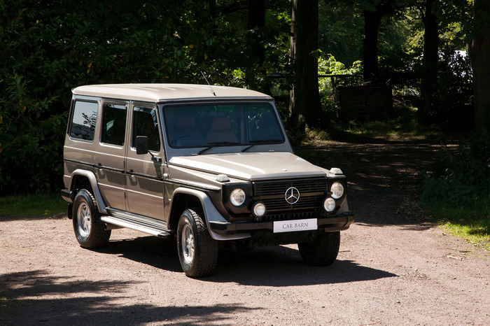 1990 Mercedes Benz 300 GD (G Wagon)