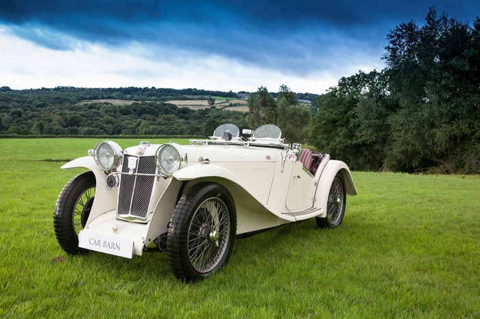 1934 MG L-Type - Returned to Owner 8/4/19