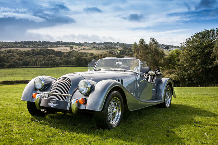 2013 Morgan Plus 4