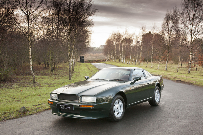1991 Aston Martin Virage Automatic
