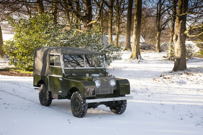 "1950 Land Rover Series one 80"" outstanding World Class Restoration."