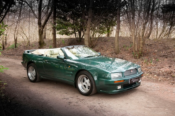 Aston Martin Virage Volante (Wide Body)