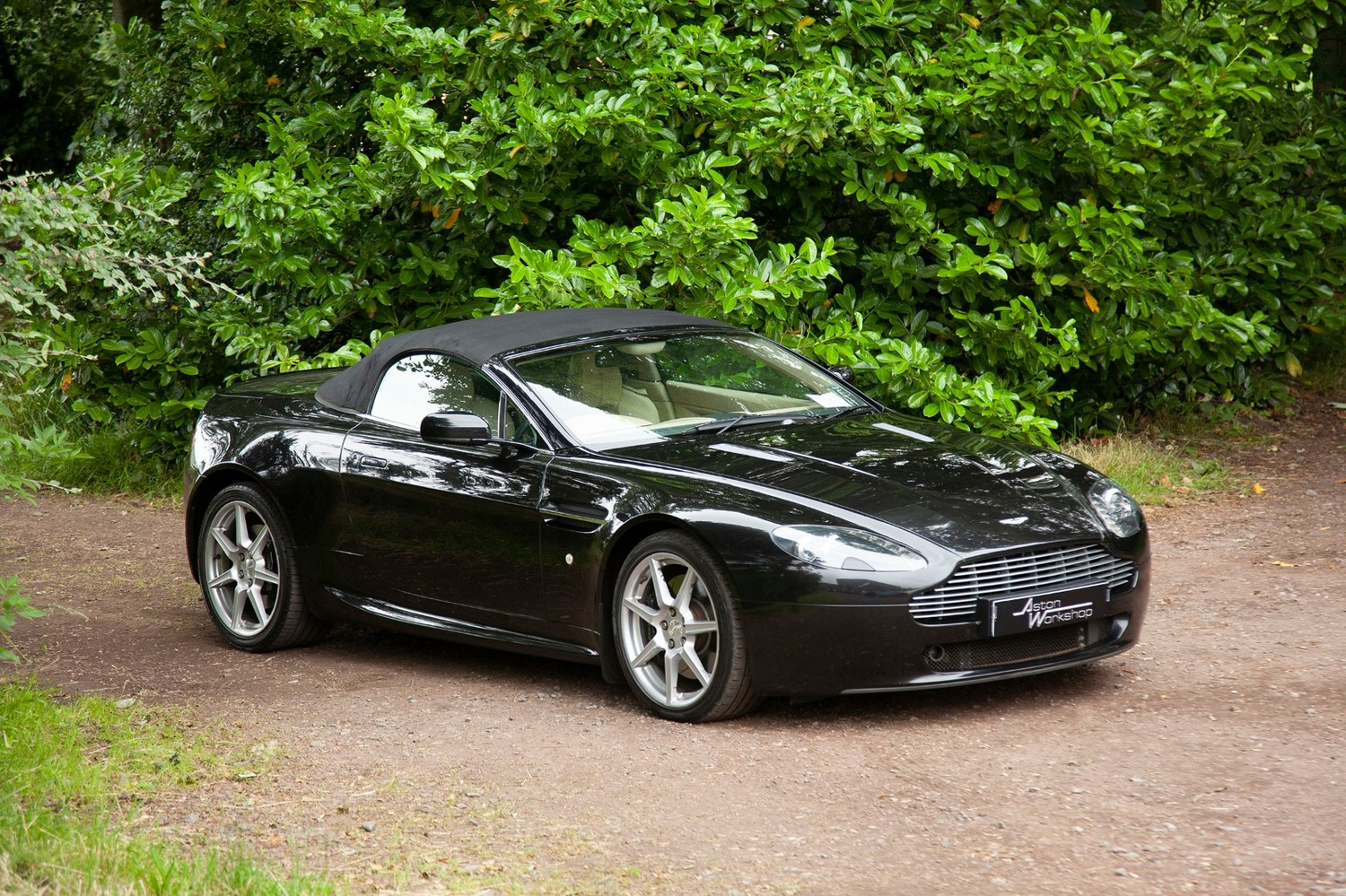 2007 Aston Martin V8 Vantage 4 3 Roadster Manual Aw190719