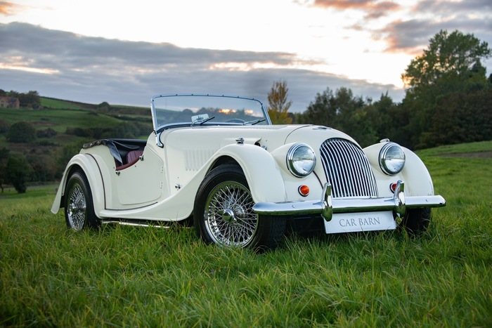 1961 Morgan Plus 4 Supersport LHD competition prepared 175BHP