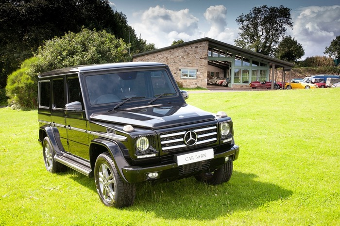 Mercedes Benz G350 Bluetec Auto