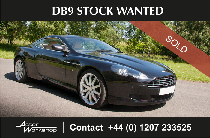 DB9 Stock Wanted