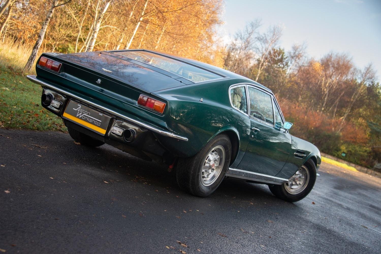 1974 Aston Martin V8 Series 3 Aw091120