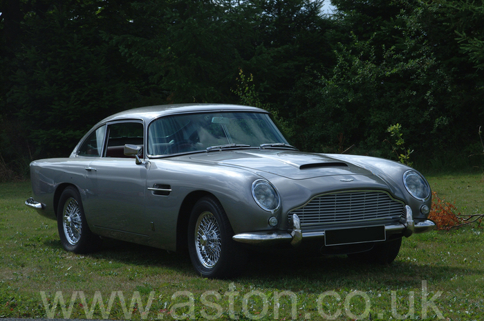 DB5 Coupe