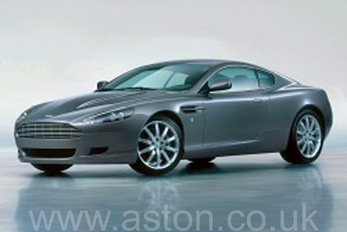 AM DB9 Coupe