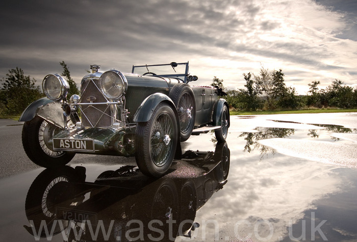 Lagonda 2-Litre Supercharged Tourer