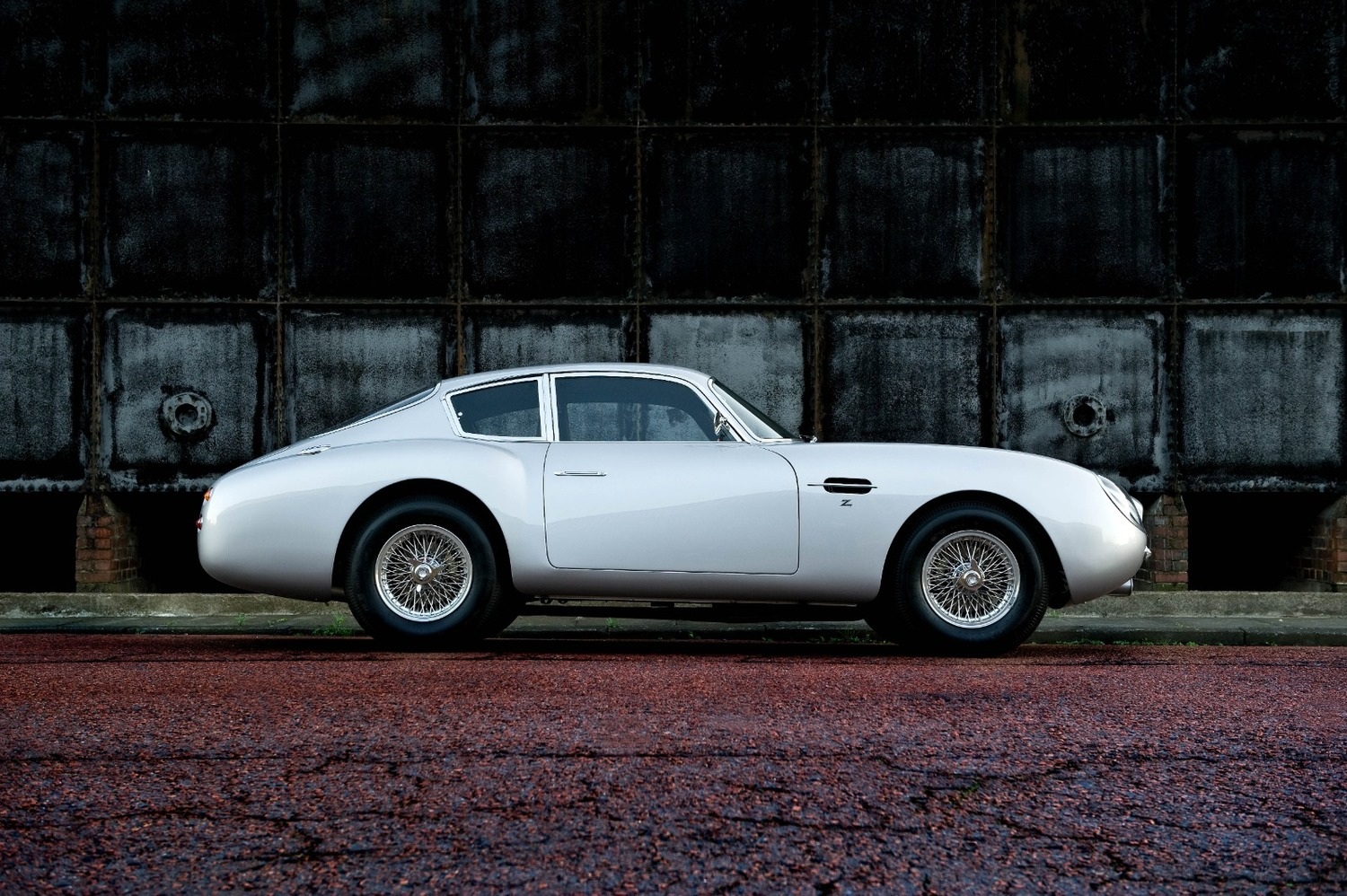 Db4 Zagato Recreation 1961 For Sale From The Aston Workshop 101280