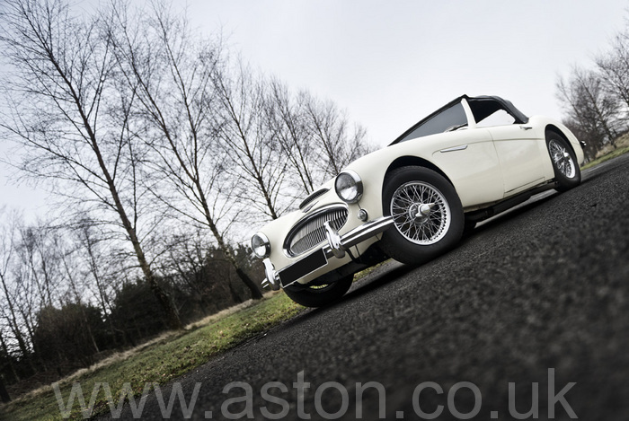 1962 Austin Healey 3000 MKII BT7 Roadster