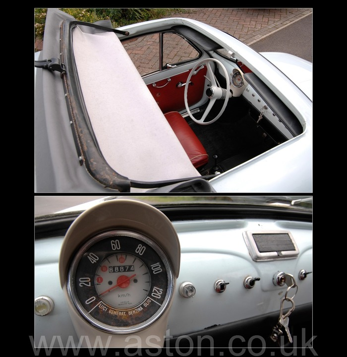 Fiat 500 1966 For Sale From The Aston Workshop AW270511